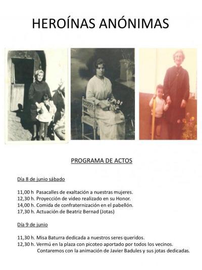 Homenaje a la mujer rural